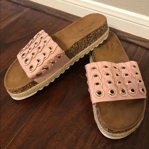 NWT Espadrille Sandals